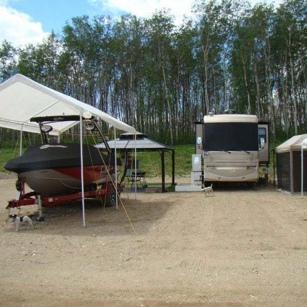 Seasonal Campsite Slots