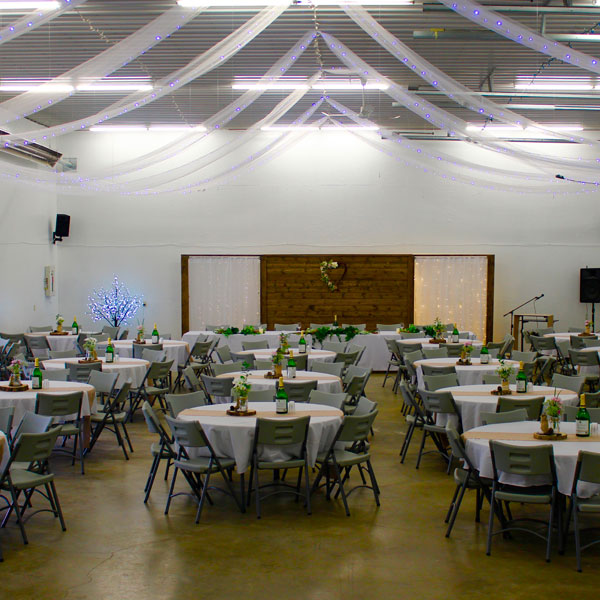 Indoor Hall